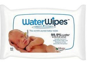 toallitas water