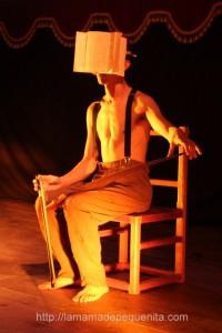 "Foto tomada en ""Cabaret Errante"". 2014."