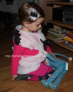 disfraz de halloween para bebés