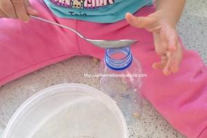 tareas domésticas con niños