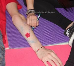 taller de masaje creativo