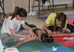 pintando entre bebés