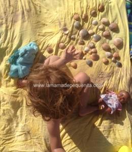 protección solar para mi bebe