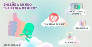 la regla de Kiko