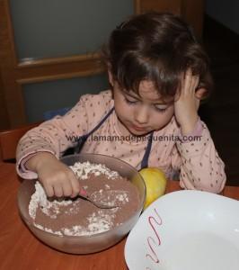 receta de magdalenas saludables para niños