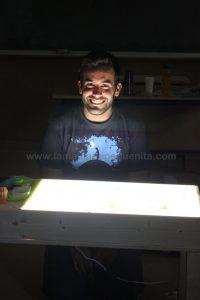 mesa de luz