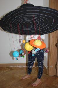 tutorial de sistema solar con niños