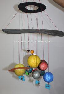 tutorial del sistema solar para niños