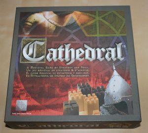 cathedral, juego de estrategia y habilidad