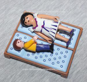 colechar con tus hijos