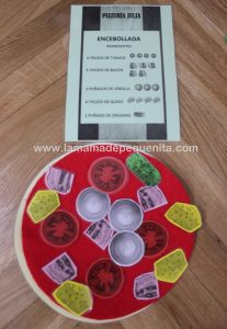 juego de la pizza para niños