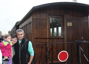 tren de arganda para niños
