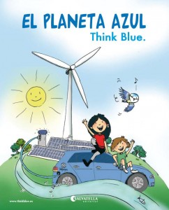 Planeta azul, ecología para niños