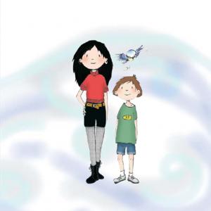 ecología y niños
