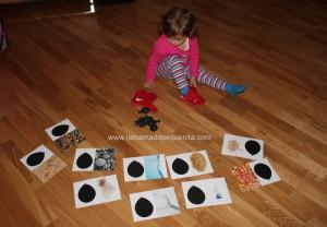 juegos sensoriales para niños