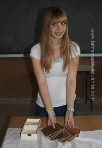 tablas de lija Montessori