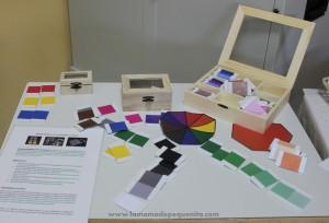 Material DYI Montessori