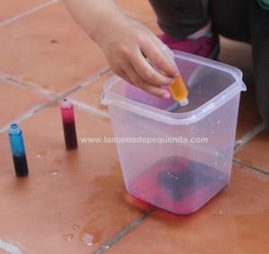 materiales sensoriales para toodlers