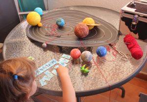 tutorial para hacer un sistema solar