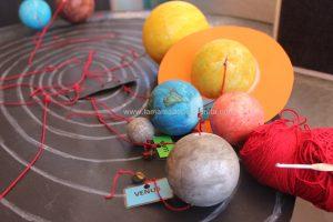 tutorial del sistema solar