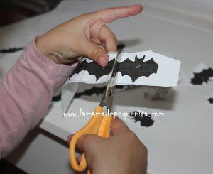 como hacer un disfraz de murciélago