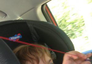 juegos en el coche con niños
