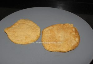 receta de tortitas americanas para la merienda